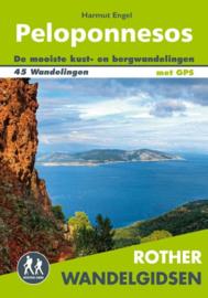 Wandelgids Peloponnesos - Peloponnes | Elmar / Rother | ISBN 9789038926926