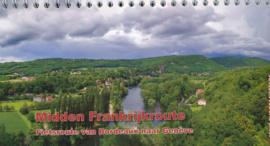 Fietsgids Midden Frankrijkroute | Pirola | ISBN 9789064559099