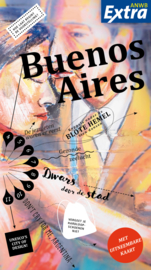 Stadsgids Buenos Aires | ANWB Extra | ISBN 9789018045555