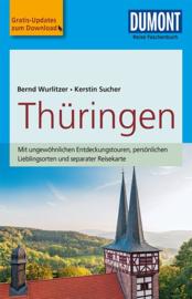 Reisgids Thüringen | Dumont Reiseverlag | ISBN 9783770175109