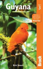 Reisgids Guyana | Bradt | ISBN 9781841629292