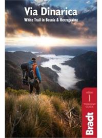 Wandelgids Via Dinarica | Bradt | ISBN 9781784770518