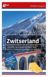 Reisgids Zwitserland | ANWB Ontdek | ISBN 9789018040048