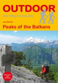 Wandelgids - Trekkinggids Peaks of the Balkans | Conrad Stein Verlag | ISBN 9783866864658
