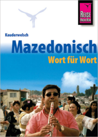 Taalgids Mazedonisch - Duits | Reise Know How | ISBN 9783831765461