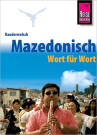 Taalgids Mazedonisch - Duits | Reise Know How | ISBN 9783831765461