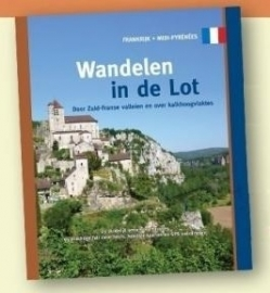 Wandelgids Wandelen in de Lot | One Day Walks | ISBN 9789078194217