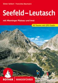 Wandelgids Seefeld - Leutasch | Rother Verlag | ISBN 9783763340170