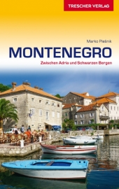 Reisgids Montenegro | Trescher Verlag | ISBN 9783897944237