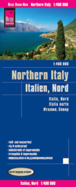 Wegenkaart Noord Italië - Italien, Nord | Reise Know How | ISBN 9783831772858
