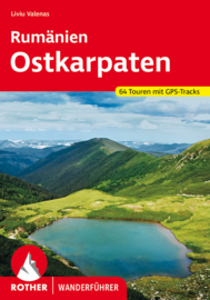 Wandelgids Roemenië - Oost (Karpaten)   Rother Verlag   ISBN 9783763345472