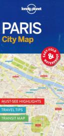 Stadskaart Parijs - Paris | Lonely Planet | ISBN 9781786574152