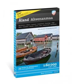 Wegenkaart - wandelkaart Ahvenanmaa - Åland | Calazo | 1:60.000 | ISBN 9789188335821