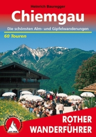 Wandelgids Chiemgau | Rother Verlag | ISBN 9783763341092