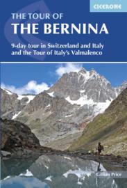 Wandelgids-Trekkinggids The Tour of the Bernina | Cicerone | ISBN 9781852847524