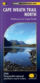 Wandelkaart The Cape Wrath Trail North | Harvey | 1:40.000 | ISBN 9781851375332