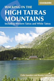 Wandelgids The High Tatras - Hoge Tatra | Cicerone | ISBN 9781852848873
