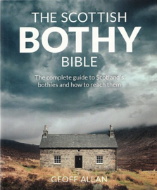 Wandelgids The Scottish Bothy Bible | Wild Things | ISBN 9781910636107