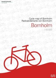 Fietskaart Bornholm | Scanmaps nr. 8 | 1:50.000 | ISBN 9788779671102