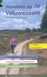 Wandelgids Wandelen op de Veluwezoom | Gegarandeerd Onregelmatig | ISBN 9789078641711
