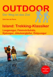 Wandelgids IJsland - Trekking Klassiker Island | Conrad Stein Verlag | ISBN 9783866864115