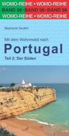 Campergids Portugal, het Zuiden | Mit dem Wohnmobil nach Süd Portugal | Womo 98 | ISBN 9783869039817