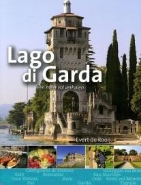 Reisgids - Cultuurgids Lago di Garda - Een meer vol verhalen   uitgeverij Edicola   ISBN 9789491172557