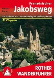 Wandelgids Französischer Jakobsweg Le Puy - Pyrenäen | Rother Verlag | ISBN 9783763343508