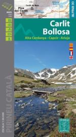Wandelkaart Carlit - Bollosa | Editorial Alpina | 1:30.000 | ISBN 9788480908276