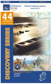 Wandelkaart Ordnance Survey / Discovery series | Galway 44 | ISBN 9781907122859