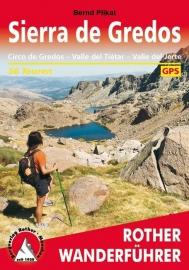 Wandelgids Sierra De Gredos | Rother Verlag | Circo de Gredos – Valle del Tiétar – Valle del Jerte | ISBN 9783763343812