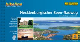 Fietsgids Mecklenburgischer Seen Radweg - 647 km | Bikeline | ISBN 9783850008600