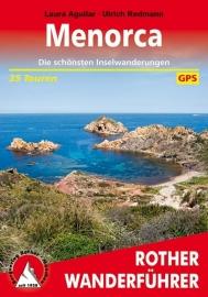 Wandelgids Menorca | Rother Verlag | ISBN 9783763344505