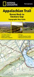 Wandelkaart Appalachian Trail – Raven Rock to Swatara Gap  | 1:63360 | National Geographic 1506 | ISBN 9781597756433
