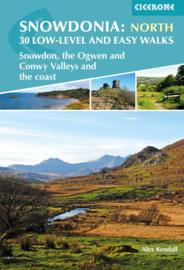 Wandelgids Snowdonia: 30 Low-level and easy walks - North | Cicerone | ISBN 9781852849849