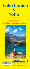 Wandelkaart Lake Louise & Yoho | GEM Trek nr. 4 | 1:50.000 | ISBN 9781895526875