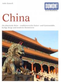 Reisgids-Cultuurgids China | Dumont Kunstreiseführer | ISBN 9783770143139