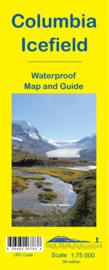 Wandel - Wegenkaart  Columbia Icefield Guide & Map | GEM Trek nr. 2 | 1:75.000 | ISBN 9781895526783