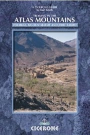 Wandel- Trekkinggids Trekking in the Atlas Mountains - Toubkal, Mgoun Massif and Jebel Sahro | Cicerone | ISBN 9781852844219