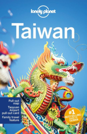 Reisgids Taiwan | Lonely Planet | ISBN 9781787013858