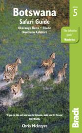 Natuurgids - Reisgids Botswana / Okavanga , Safari Guide | Bradt | ISBN 9781784770938