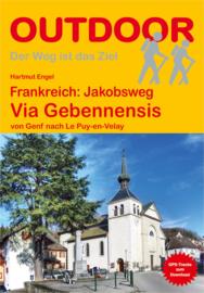 Wandelgids Jakobsweg Via Gebennensis ; Geneve - Le Puy en Velay | Conrad Stein | ISBN 9783866864870