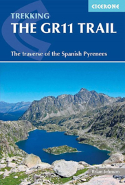 Wandelgids GR 11 Spaanse Pyreneeen - Through the Spanish Pyrenees | Cicerone | ISBN 9781852849214