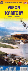Wegenkaart Yukon | ITMB | 1:1 miljoen | ISBN 9781771299183