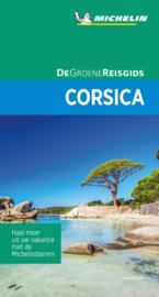 Reisgids Corsica | Michelin groene gids | ISBN 9789401457118