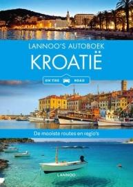 Reisgids Kroatie  - Autoboek Kroatie | Lannoo | ISBN 9789401432283
