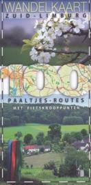 Wandelkaart Zuid Limburg | Buijten & Schipperheijn | 1:28.000 | ISBN 9789058817945