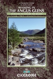 Wandelgids Walking in the Angus Glens | Cicerone | ISBN 9781852846985