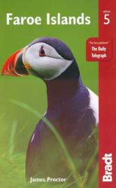 Reisgids Faroe Islands | Bradt | Faroer Eilanden | ISBN 9781784776329