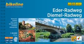 Fietsgids Eder Radweg - Diemel Radweg | Bikeline | ISBN 9783850006958